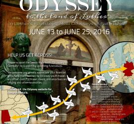 RedOdyssey Poster